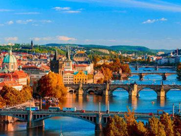 La Vuelta al Mundo   Praga