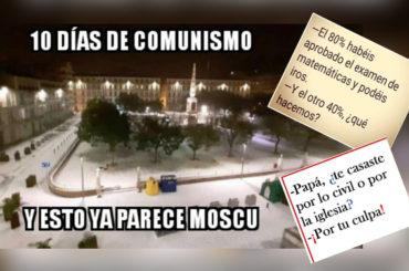 Meme Suena | Llega el comunismo