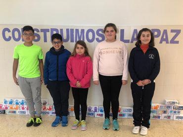 Con mirada infantil (Los Almendros) | Día de la Paz