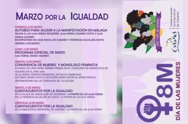 Informativos en Radio Casares | 9 de marzo de 2020