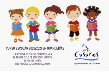 Informativos en Radio Casares | 1 de abril de 2020