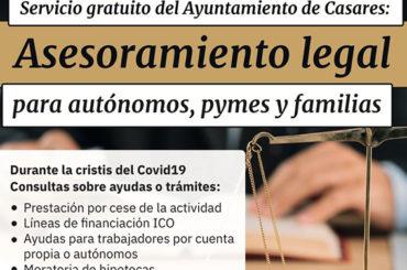 Informativos en Radio Casares | 13 de abril de 2020