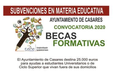 Informativos en Radio Casares   25 de mayo de 2020