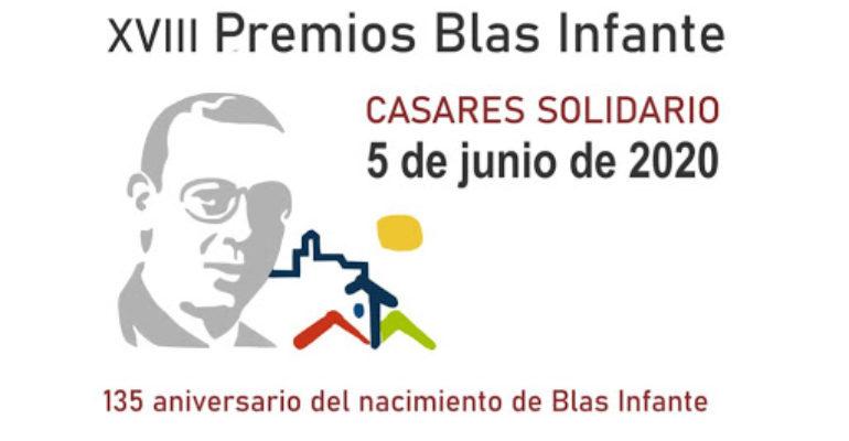 Premios Blas Infante 2020   Fundación Viva