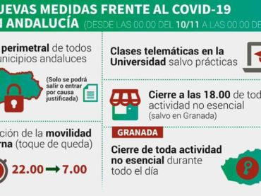 Informativos en Radio Casares | 9 de noviembre de 2020